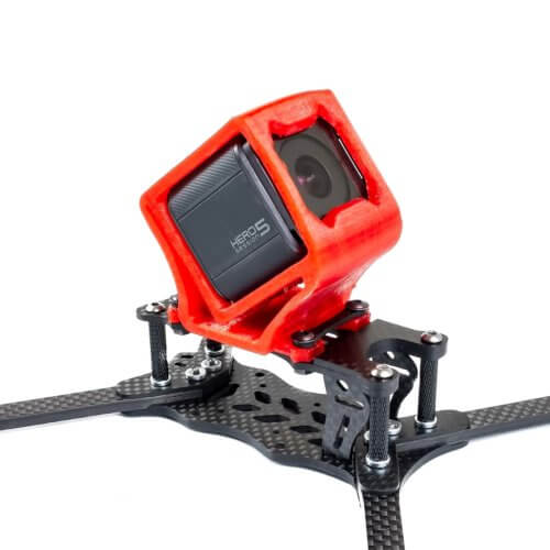 Gopro-mount-Dronius-Privid-Camera